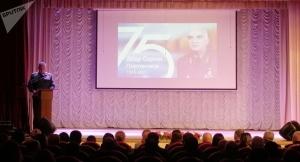 Вечер памяти Сергея Дбар провели в Музее Боевой Славы в Сухуме