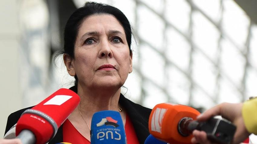Грузинским президентом может стать французский дипломат