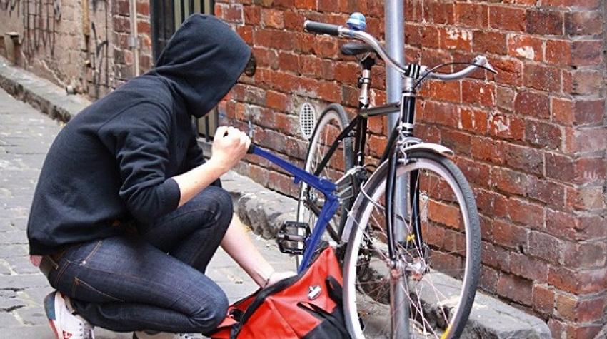 В поселке Цандрипш подозреваемый похитил велосипед и четыре телевизора