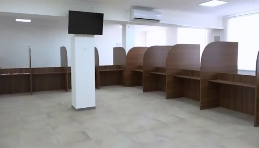 Ремонт сухумского Горсобеса завершен