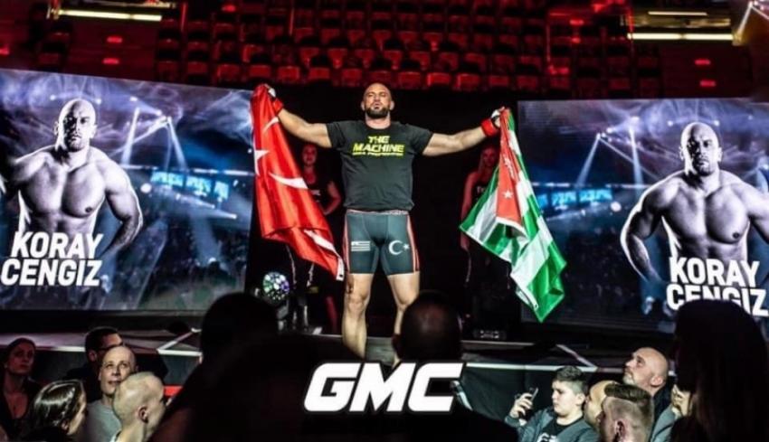 Грузинский спортсмен отказался от боя против Корая Дженгиз (Ацугба)