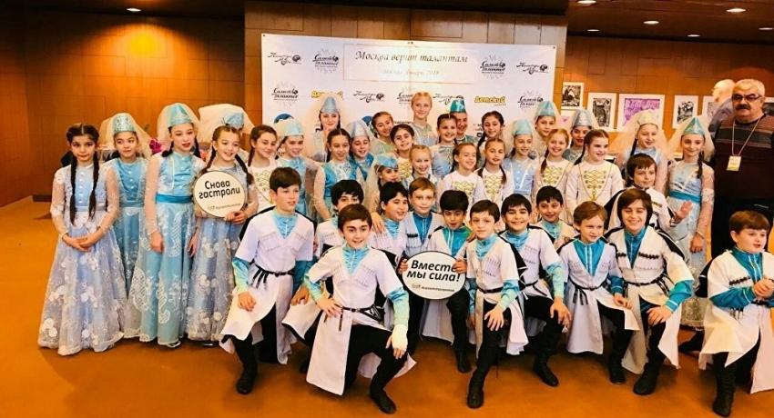 """""""Иааирума"""" стал лауреатом хореографического конкурса в Дагомысе"""
