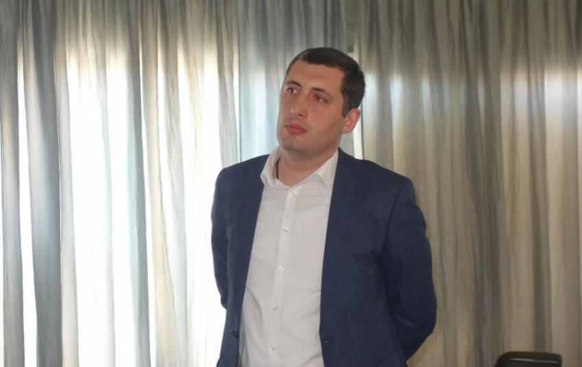 Эраст Агумава избран президентом Федерации баскетбола Абхазии