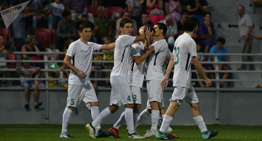 Молодежь сыграла по-взрослому: Абхазия обыграла в футбол Нигерию