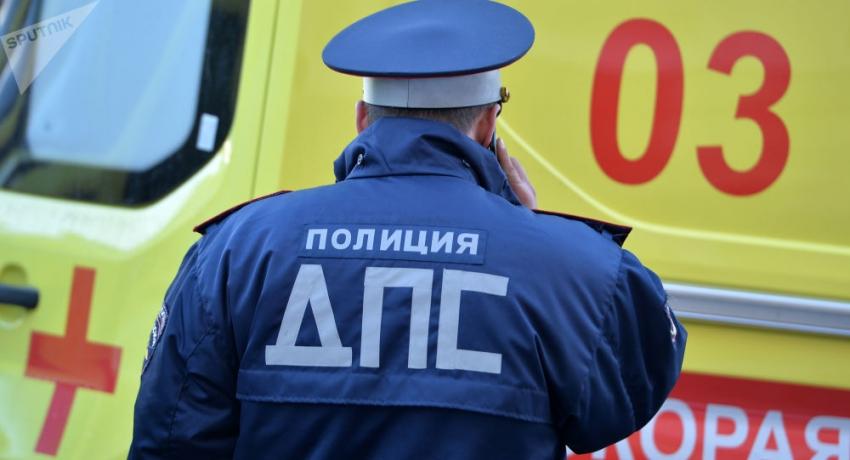 Пьяный полицейский на машине с абхазскими номерами сбил двух девушек в Сочи