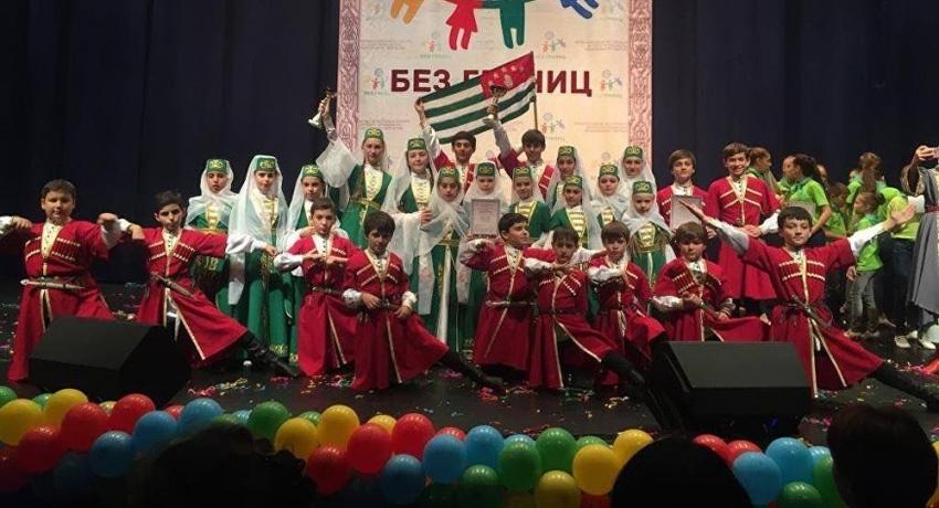 """""""Марух"""" из Гулрыпша победил на фестивале в Санкт-Петербурге"""