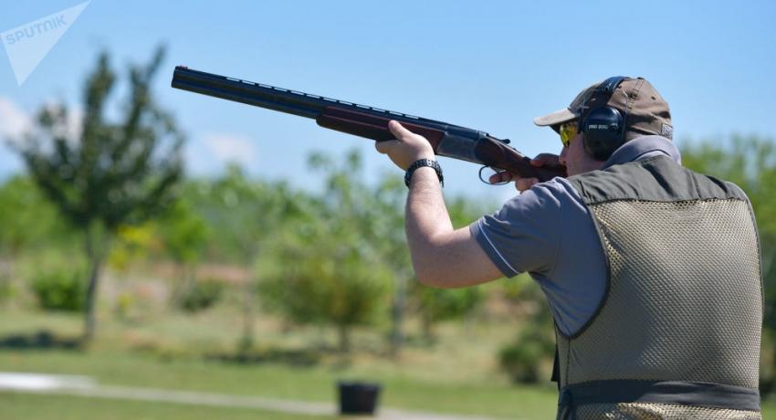 Тарелка – не птица: первый Чемпионат по стендовой стрельбе прошел в Абхазии