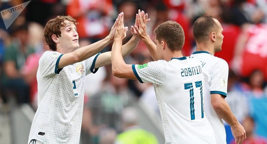 Лучшая защита: ФИФА признала сборную России первой по игре в обороне