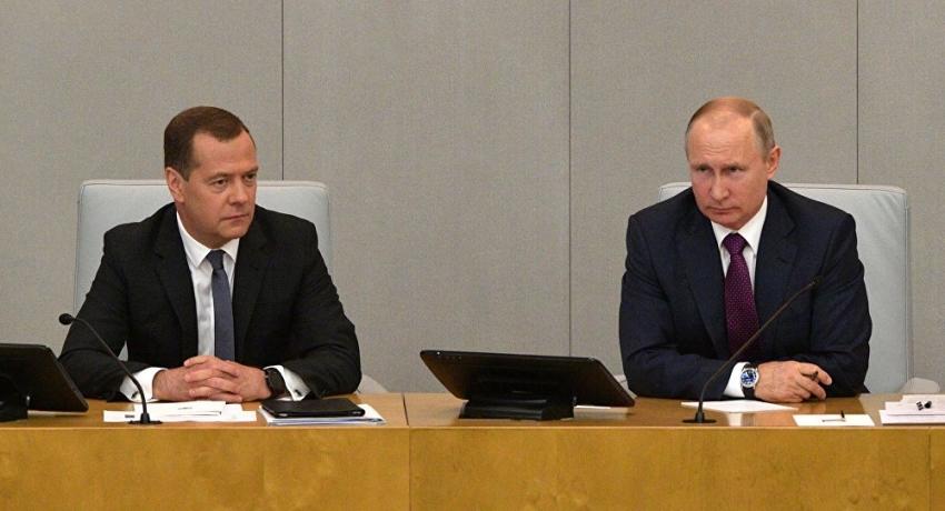 Абхазия пригласила Путина и Медведева на юбилей признания независимости республики
