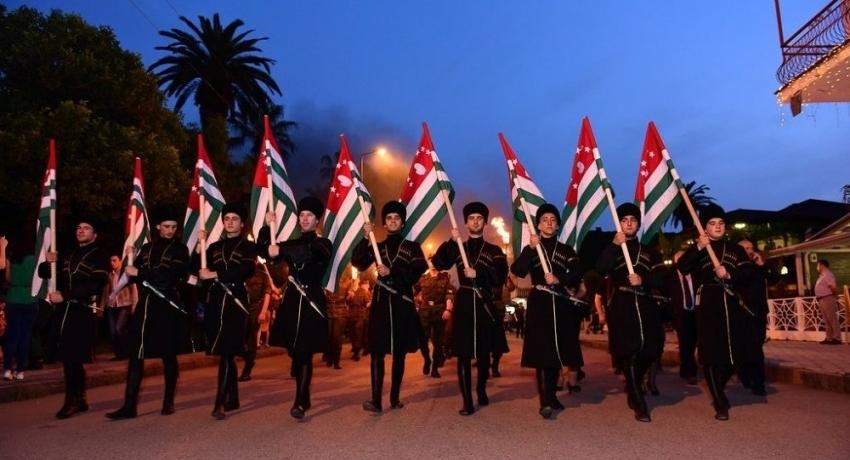23 июля в Абхазии отмечают День Государственного Флага