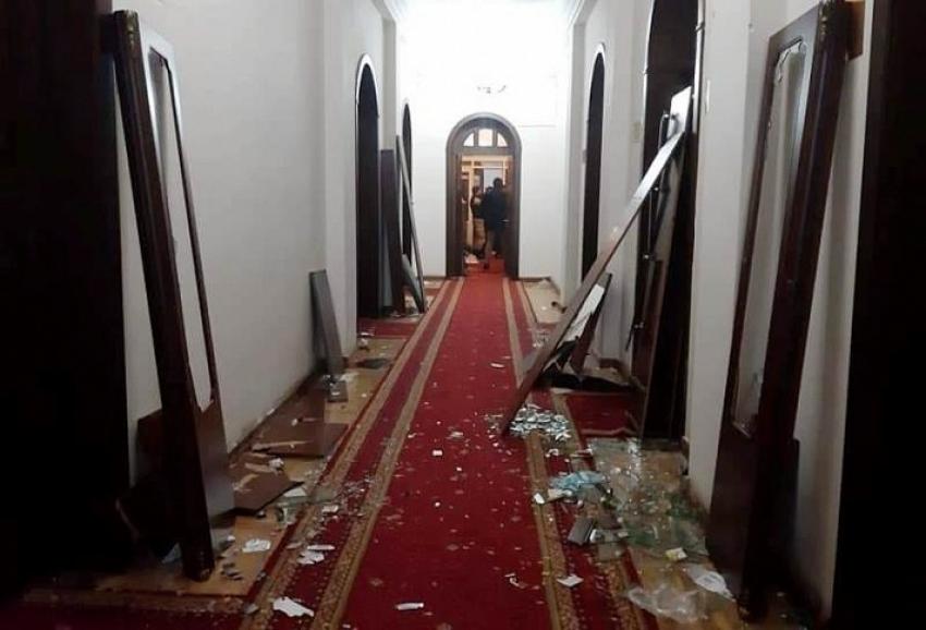 Правоохранительные органы Абхазии проводят расследование по установлению и привлечению к ответственности организаторов и участников массовых беспорядков в Сухуме