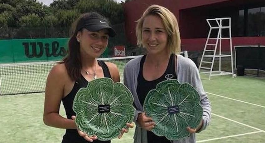 Амина Аншба и София Шапатава завоевали очередную победу