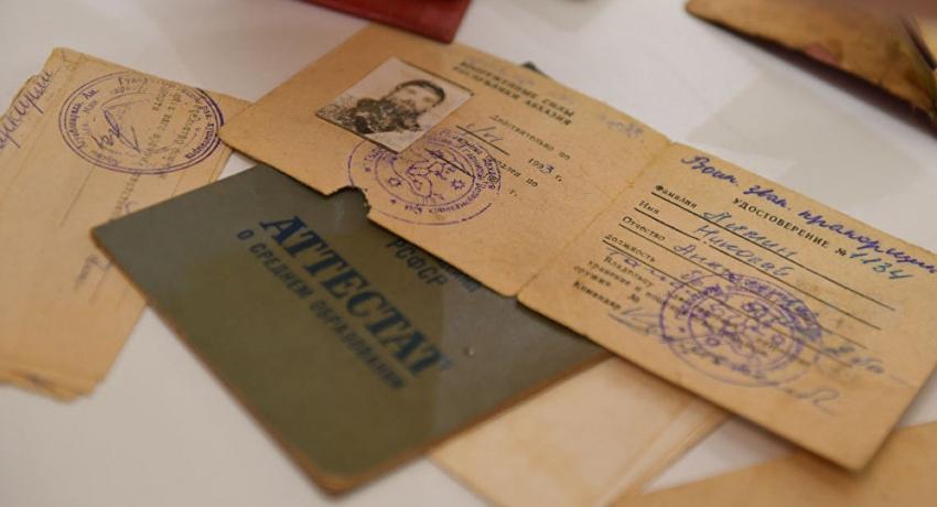 Музей Боевой Славы в Сухуме получил уникальные военные дневники