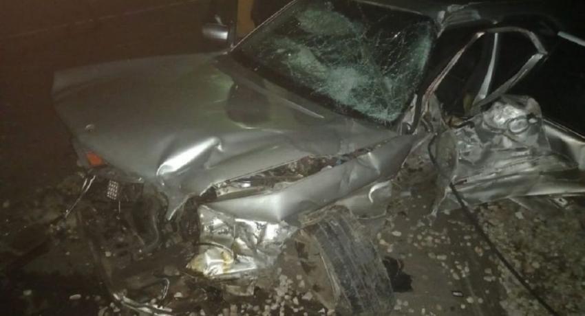 Два человека погибли в аварии в Гудаутском районе