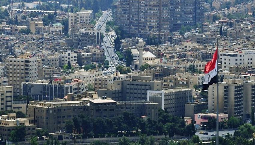 Абхазская делегация прибыла в Сирийскую Арабскую Республику
