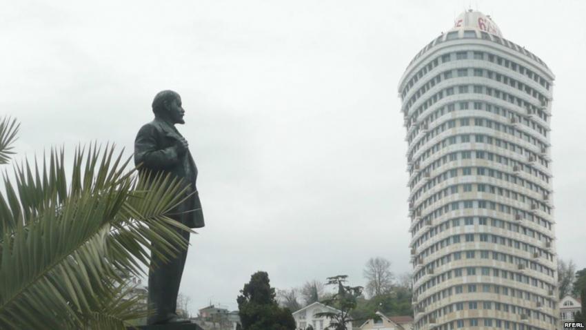 Почему 100 лет назад Сочи входил в состав Грузии