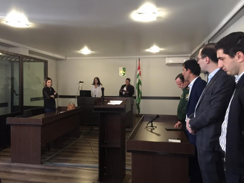 Бориса Ачба приговорили к семи годам лишения свободы