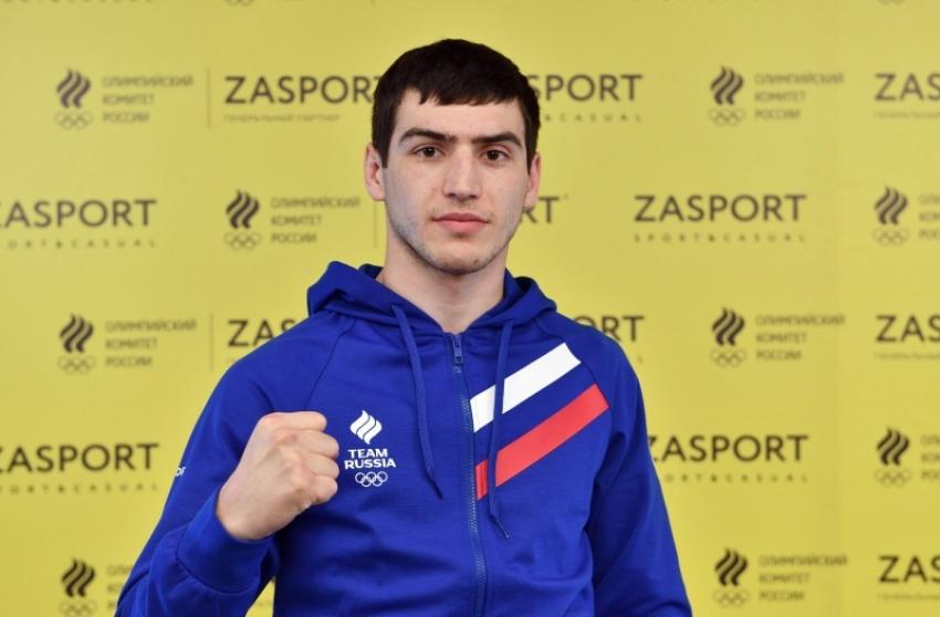 Харитон Агрба победил на вечере бокса в Казани