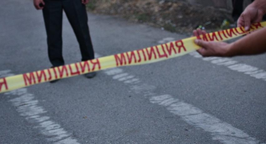 Убийство произошло в селе Бармыш