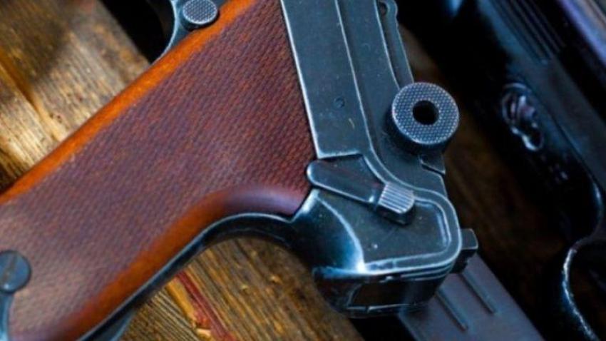 Огнестрельное оружие и боеприпасы обнаружены сотрудниками МВД в домовладении в совхозе «София» Гулрыпшского района