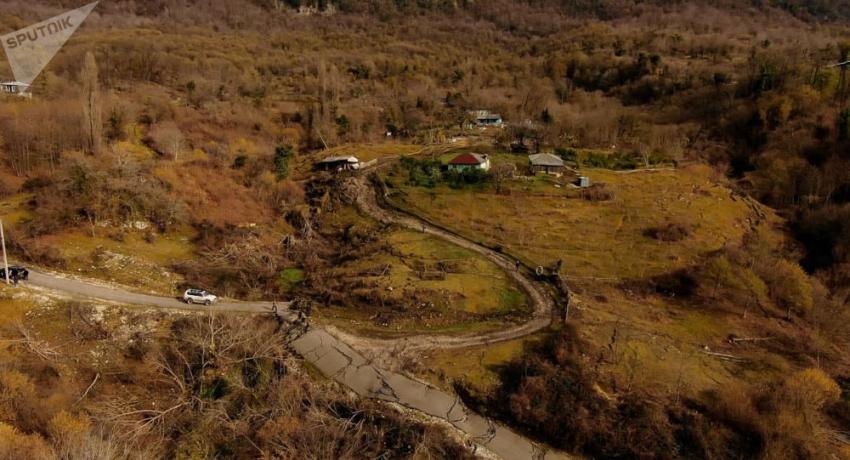 Временную объездную дорогу проложат в селе Бедиа ду