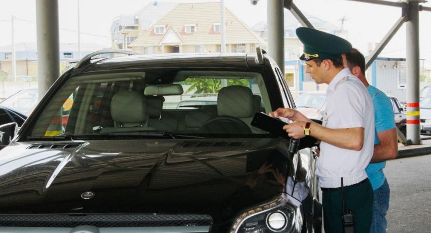 Правила ввоза автомобилей из Абхазии в Россию стали нарушать в семь раз чаще в 2019 году
