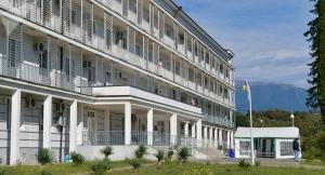Гудаутский ковидный госпиталь переполнен пациентами с коронавирусом