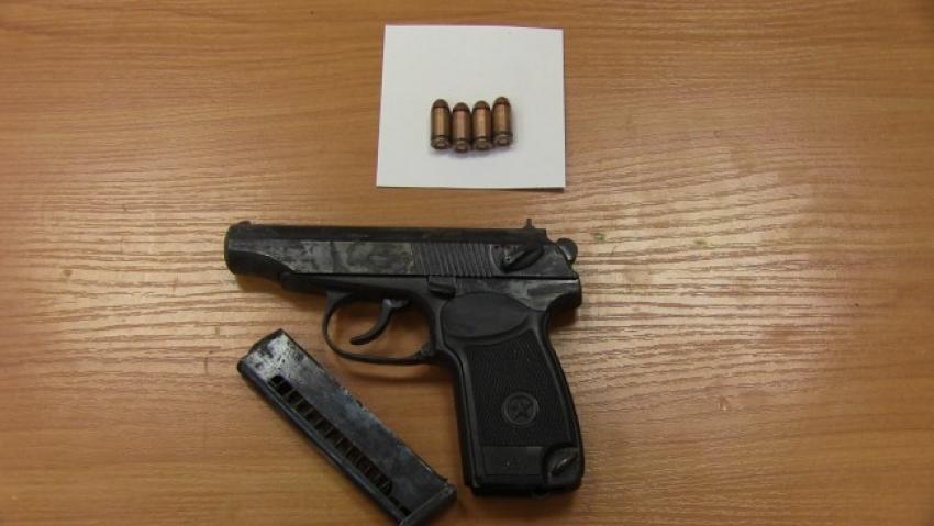 Незаконное хранение огнестрельного оружия, наркотического и психотропного вещества