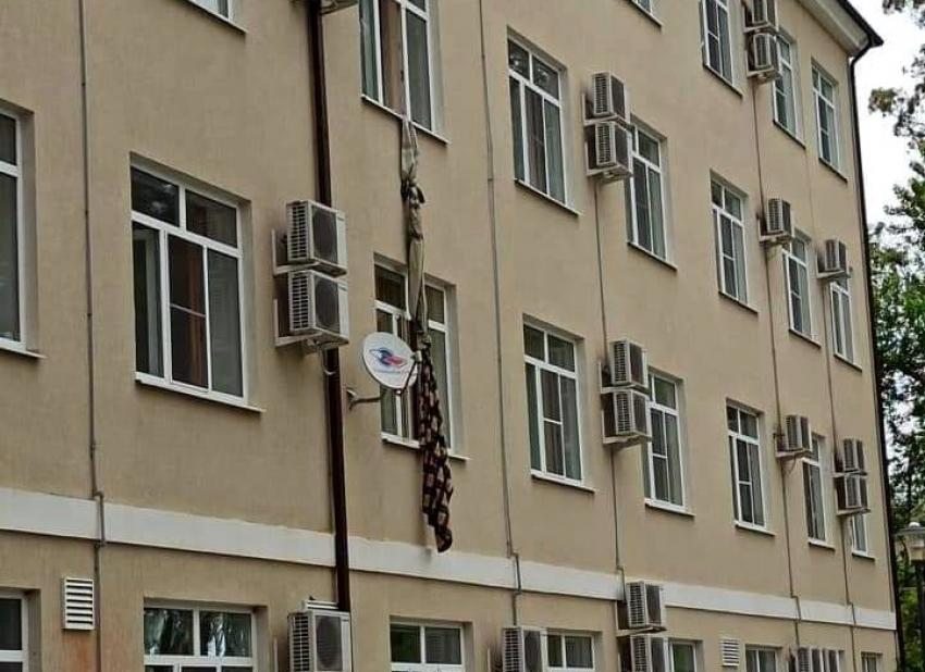 Милиция разыскивает сбежавшего из больницы в Сухуме подследственного