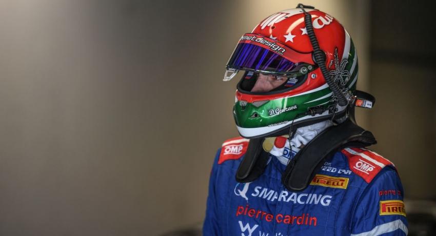 Автогонщик из Абхазии Дмитрий Гвазава выиграл первую гонку этапа World GT
