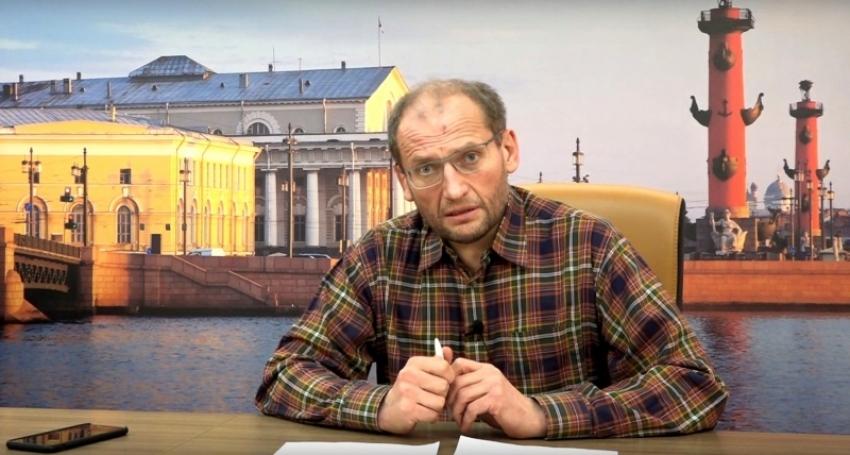 Похищенный и освобожденный в Абхазии бизнесмен сделал видеообращение