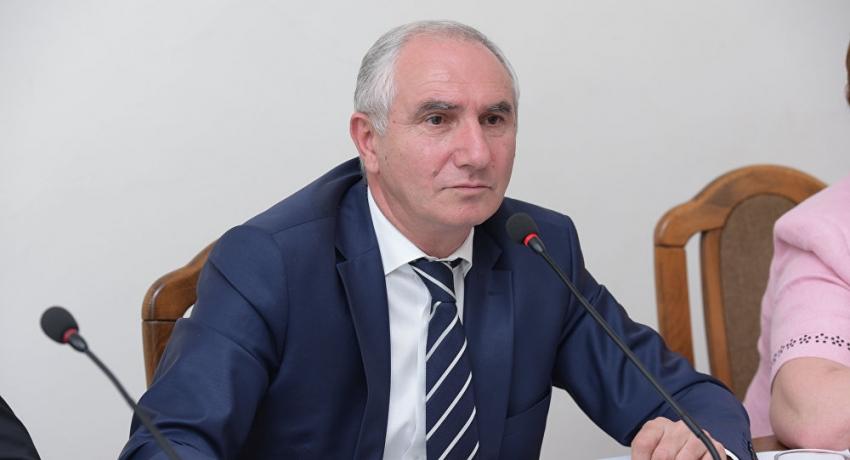 Валерий Бганба назначен новым премьер-министром Абхазии