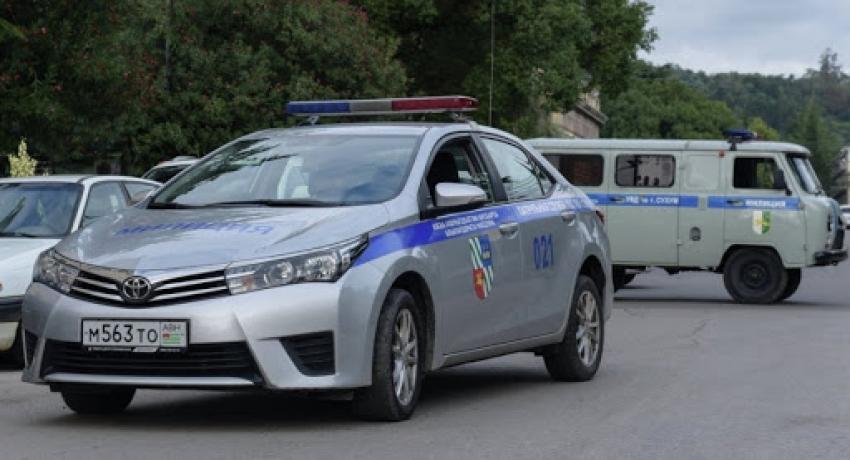 В Сухуме задержан ранее разыскиваемый