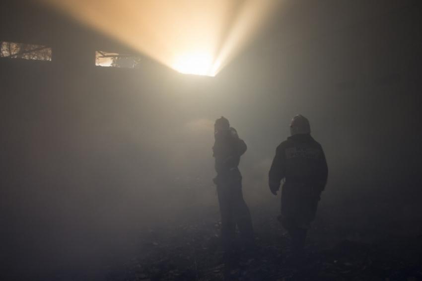 МЧС: кинозал в ПВО сгорел в результате поджога