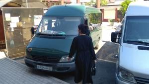 Водители междугородних такси подняли цену за проезд