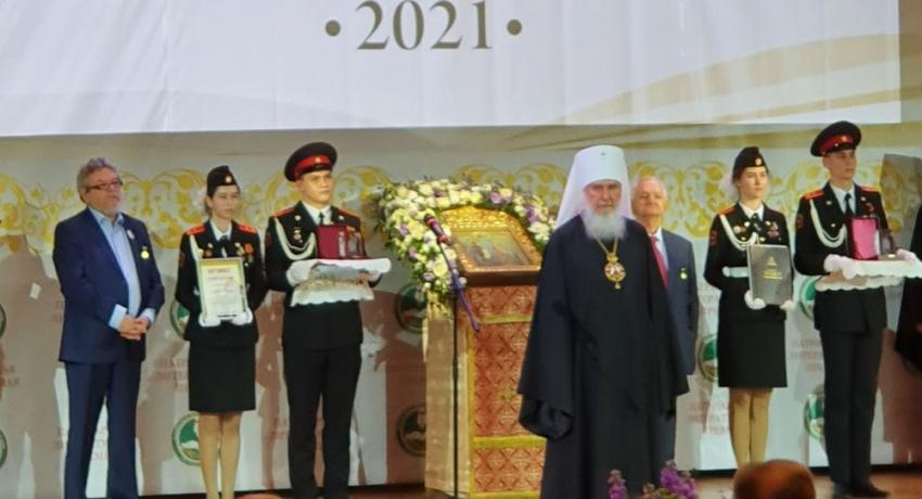 Мушни Ласуриа стал лауреатом Патриаршей литературной премии