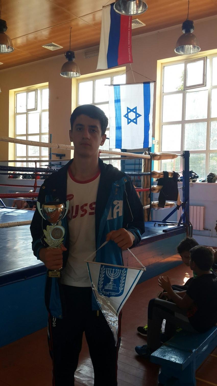 Абхазские боксеры заняли первые места в Туапсе