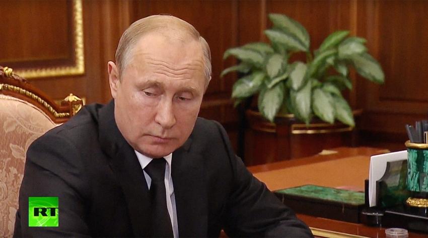Грузинское ТВ осудило брань в адрес Путина, но извиняться не будет