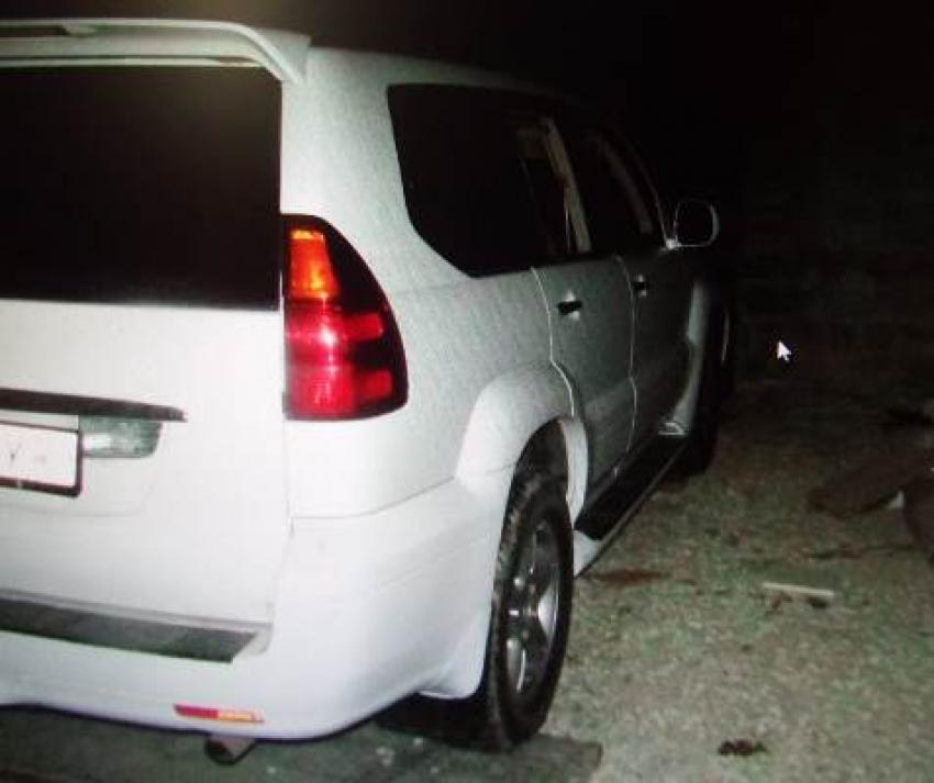 «Mercedes-Benz» и угнанный «Lexus» обнаружены в ходе мероприятий по установлению местонахождения похищенного гражданина Мерцхулава