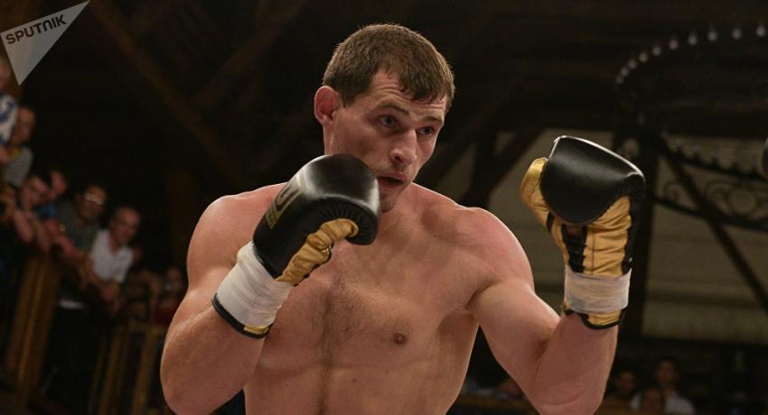 Батал Чежия проведет рейтинговый бой на вечере бокса в Анапе
