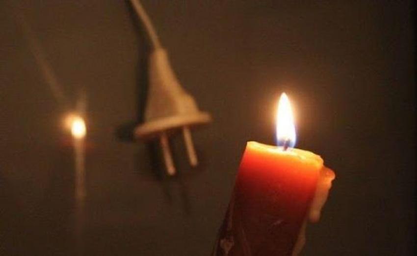 В результате аварии без подачи электроэнергии остался Гагрский район
