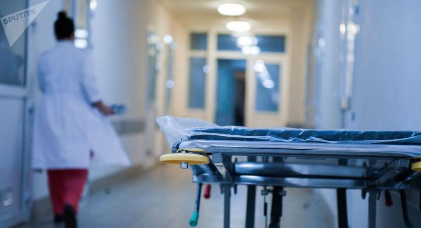 Больницу в Ткуарчале ограбили: неизвестные унесли всю зарплату