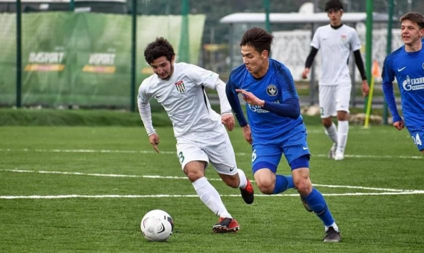 Молодежная сборная Абхазии по футболу провела третий товарищеский матч в Сочи