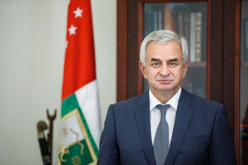 Обращение Рауля Хаджимба к народу Республики Абхазия 12 января 2020г