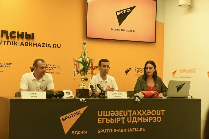 Такого еще не было: в Абхазии состоится турнир профессионального бокса