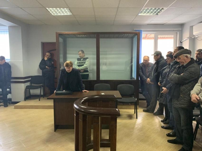 Замначальник паспортного управления МВД Абхазии заключен под стражу до 5 марта