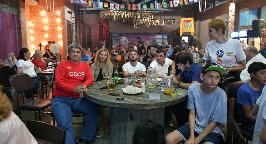 Футбольный Сухум: в SputnikFanZone поздравили столицу с днем рождения