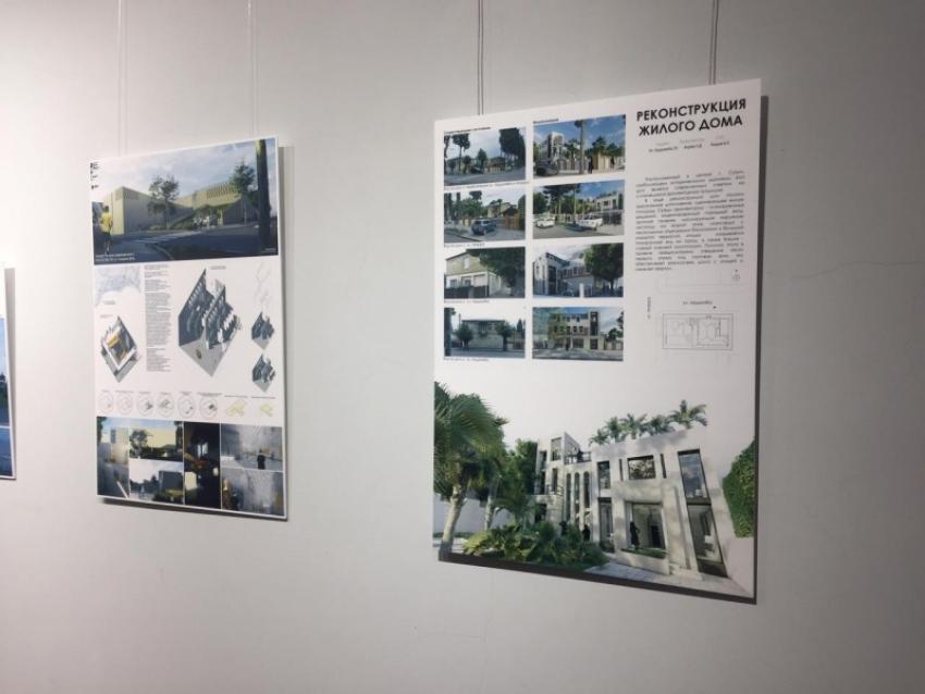 В Сухуме открылась выставка «Архитектура города. Проекты. Идеи. Перспективы»