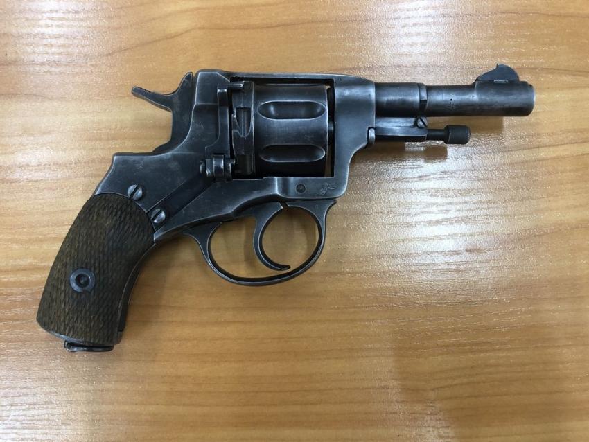 Пресечена попытка незаконного вывоза огнестрельного оружия