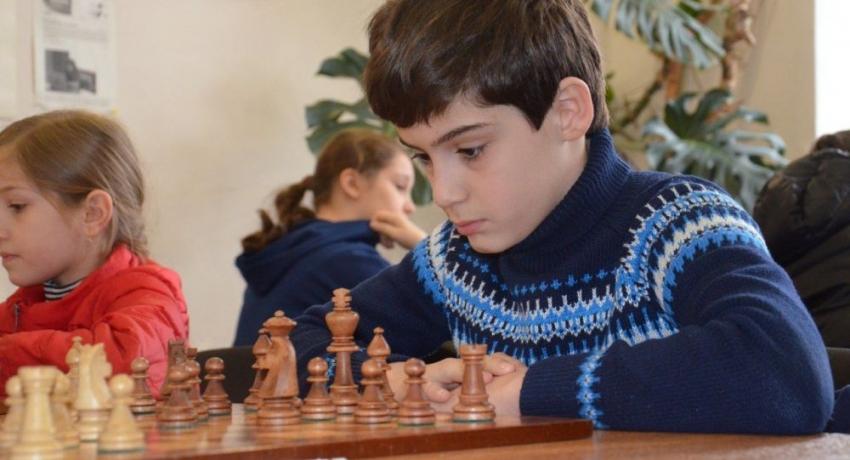 """Ежегодный шахматный турнир """"Амшен"""" открылся в Сухуме"""
